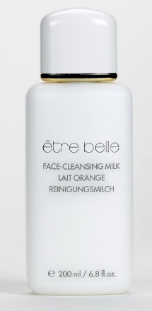 Être Belle - Face Cleansing milk - Jemné čistiace mlieko Orange