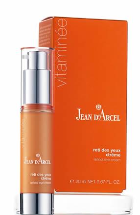 Jean D'Arcel - Vitaminée - Reti des yeux xtrême
