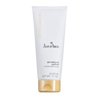 Jean D 'Arcel - Gel nettoyant purifiant -  Hĺbkovo čistiaci gél na mastnú pokožku