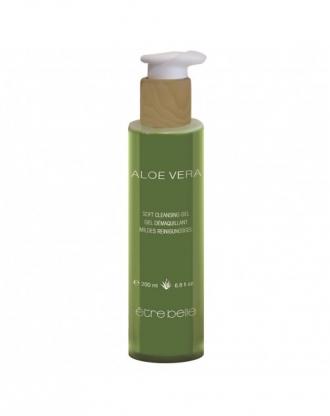 Être Belle - Aloe Vera -  Soft cleansing gel - Jemný čistiaci gél s aloe vera
