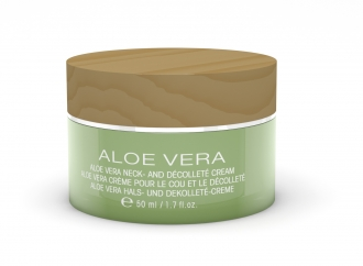 Être Belle - Aloe vera - Neck and Décolleté cream - Krém na krk a dekolt