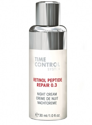 Etre belle - Time control - Retinol Peptide Repair 0.3 Night creme - Nočné anti age sérum pre zrelú pleť