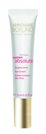 Annemarie Börlind - Anti-aging system absolute - Očný krém pre zrelú pleť 40+ s liftingovým účinkom