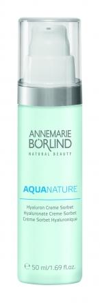 Annemarie Börlind - Aquanature - 24h Hyalurónový hydratačný krém Sorbet