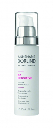 Annemarie Börlind - ZZ Sensitive anti-stress- Regeneračný denný krém anti-aging  pre citlivú pleť
