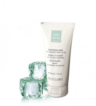 Être Belle - Skin therapy - Moisturizing mask - Hydratačná maska s morskými prísadami