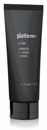 Être Belle - Platinmen -  All Over Shower Gel - Sprchový gél na telo a vlasy pre pánov