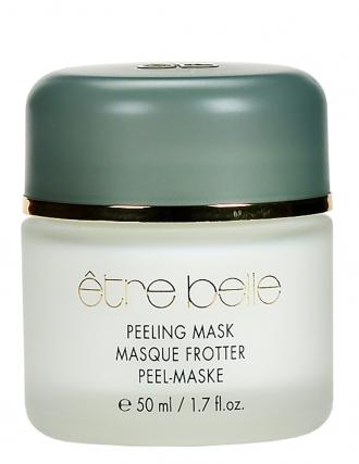 Être Belle - Mask Frotter Face Peel - pílingová maska s čistiacim účinkom