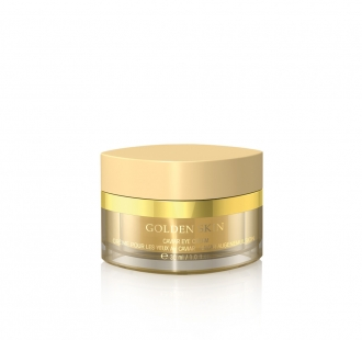 Être Belle - Golden skin - Caviar Eye Cream - Kaviárový očný krém so zlatom