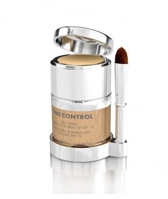 Être Belle - Time Control - Anti age make up and Concealer – jemný make up anti age s korektorom pre zrelú pleť