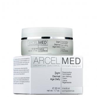 Jean D'Arcel - Arcelmed - Dermal Age Defy light - jemný krém arcelmed pre namáhanú pleť