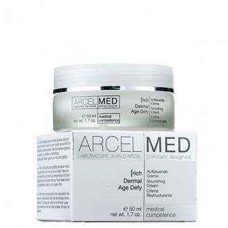 Jean D'Arcel - Arcelmed - Dermal Age Defy rich - výživný, regeneračný krém pre veľmi suchú pokožku