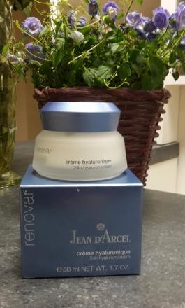 Jean D'Arcel - Renovar - Créme hyaluronique - 24h krém s kyselinou hyalurónovou