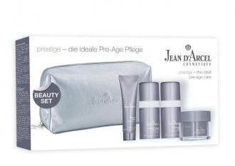Jean D' Arcel - Prestige - Beauty set prestige - cestovný set v kozmetickej taštičke