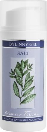 Nobilis Tilia - Čistiaci gél Salt - hĺbkovo čistiaci gél pre mastnú pleť