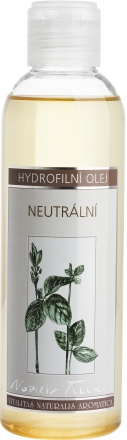 Nobilis Tilia - Hydrofilný čistiaci olej neutrálny