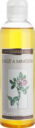 Nobilis Tilia - Hydrofilný čistiaci olej s ružou a mimózou