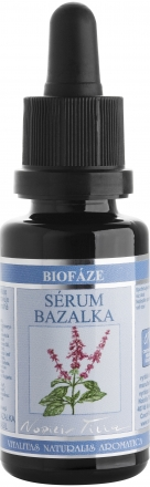 Nobilis Tilia - Sérum bazalka - hydratuje, znižuje produkciu mazu