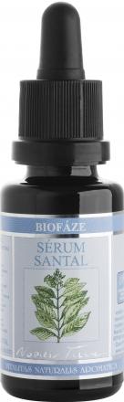 Nobilis Tilia - sérum santal - pre pleť zrelú, zlepšuje vzhľad jazvičiek