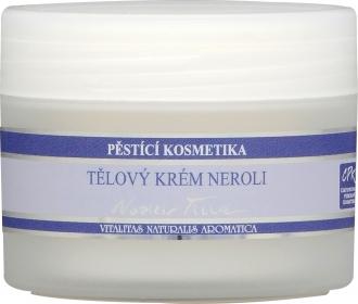 Nobilis Tilia - Telový krém Neroli - regeneračný krém