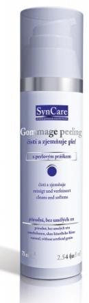 SynCare - Gommage peeling s jarabinovým olejom - jemný píling s perlovým práškom