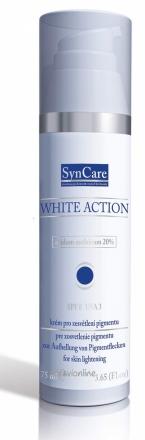 SynCare - White Action - krém pre zosvetľovanie pigmentových škvŕn