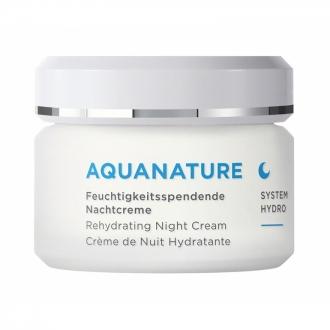 Annemarie Börlind - Aquanature - Hydratačný nočný krém