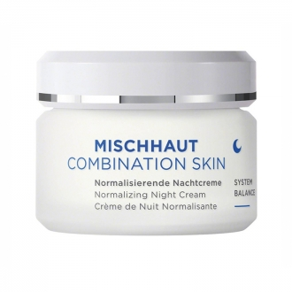 Annemarie Börlind - Combination skin - Normalizačný nočný krém na zmiešanú pleť