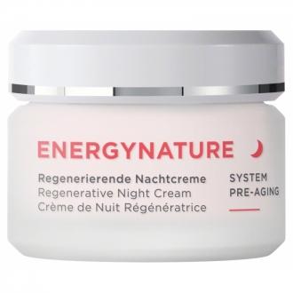 Annemarie Börlind - Energynature - Regeneračný nočný krém pre normálnu až suchú pleť