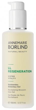 Annemarie Börlind - LL Regeneration - Gélový tonik z orosených kvetov pre suchú pleť 30+