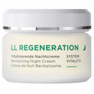 Annemarie Börlind - LL Regeneration – Regeneračný nočný krém pre suchú pleť 30+