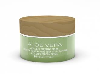 Être Belle - Aloe vera - Carotene cream - 24 h karoténový krém pre unavenú a namáhanú pleť