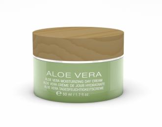 Être Belle - Aloe vera - Moisturizing day cream - Hydratačný denný krém s aloe vera