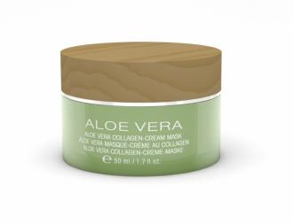 Être Belle - Aloe vera - Collagen Cream Mask - kolagénová krémová maska s aloe vera