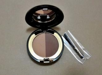 Être Belle - Eyebrow and eyeliner compact 04 - linky na úpravu obočia či vytvorenie očných liniek odtieň 04