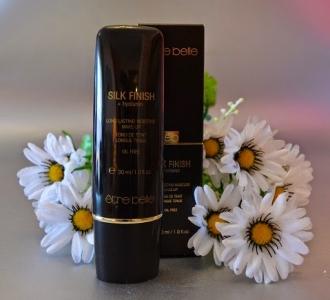 Être Belle - Silk Finish Make-up and Hyaluron - dlhotrvajúci make up s kyselinou hyalurónovou