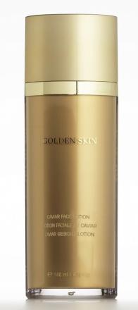 Être Belle - Golden Skin - Caviar Face Lotion  - Kaviárový pleťový krém tonik