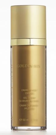 Être Belle - Golden skin - 24 hour Care Gel – 24 hodinový hydratačný gél so zlatom a kaviárom