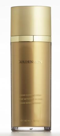 Être Belle - Golden Skin - Caviar Face Cleansing Cream - Kaviárový čistiaci krém so zlatom