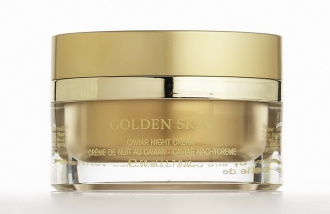 Être Belle - Golden Skin Caviar Night Cream - Kaviárový nočný krém so zlatom
