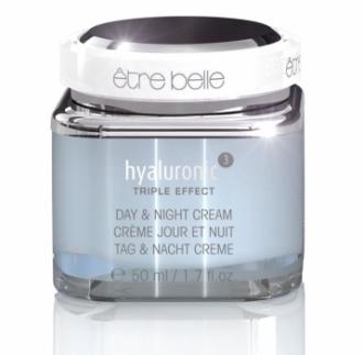 Être Belle - Hyaluronic 3 - Day & Night Cream - Denný a nočný krém s kyselinou hyalurónovou