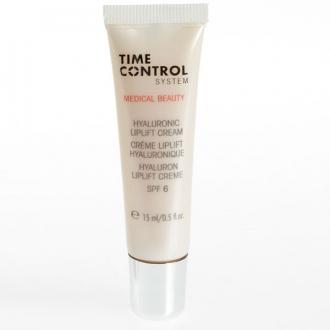 Être Belle - Time Control - Hyaluronic Liplift Cream - Hyalurónový liftingový  krém na pery s SPF 6