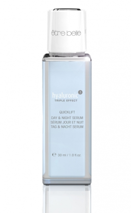 Être Belle - Hyaluronic 3 - Quicklift Day and Night Serum - denné a nočné sérum hyaluronic