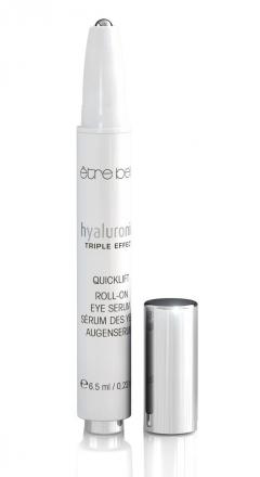 Être Belle - Hyaluronic 3 - Quicklift Roll-on Eye Serum - očné sérum na kruhy a vačky okolo očí