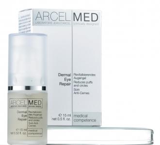 Jean D´Arcel - Arcelmed - Dermal Eye Repair - Regeneračný a hydratačný očný gél na kruhy a opuchy