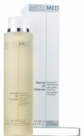 Jean D´Arcel - Arcelmed - Dermal oil cleanser - Dvojfázový intenzívny čistiaci olej 2v1