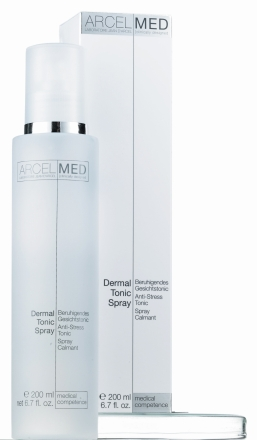 Jean D'Arcel - Arcelmed - Dermal Tonic Spray - pleťová voda v spreji bez alkoholu