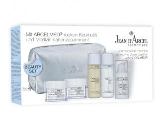 Jean D'Arcel - Arcelmed - Beauty set arcelmed - cestovný, zoznamovací set arcelmed s kozmetickou taštičkou zdarma