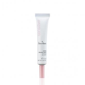 Jean D'Arcel - Sensitive - Crème Douce Yeux - jemný očný krém pre citlivú pokožku