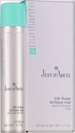 Jean D'Arcel - Purifiante - Fluide lactique mat - Matujúci fluid pre mastnú pokožku